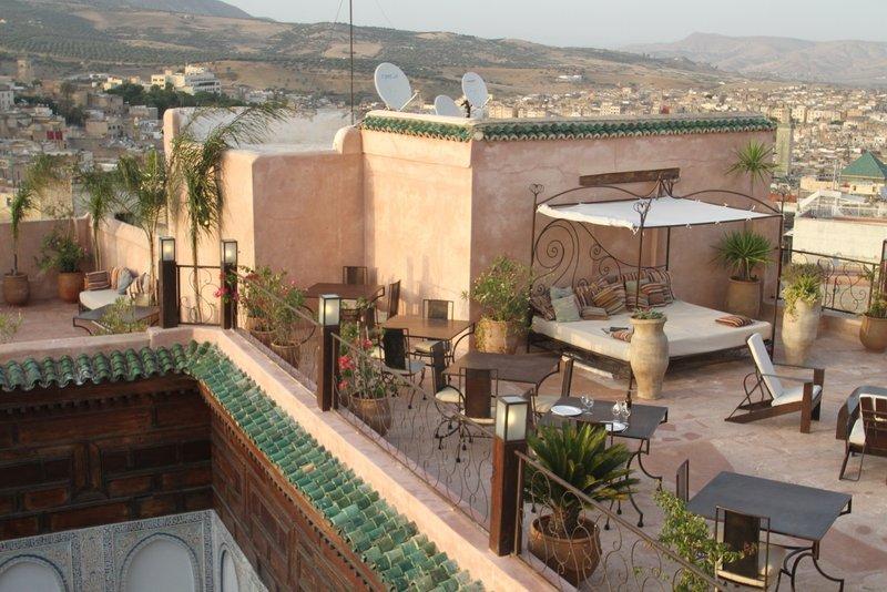 Riad Laaroussa Hotel & Spa, Fes Image 24