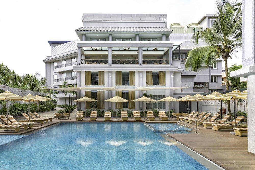 Le Méridien Goa, Calangute Image 9