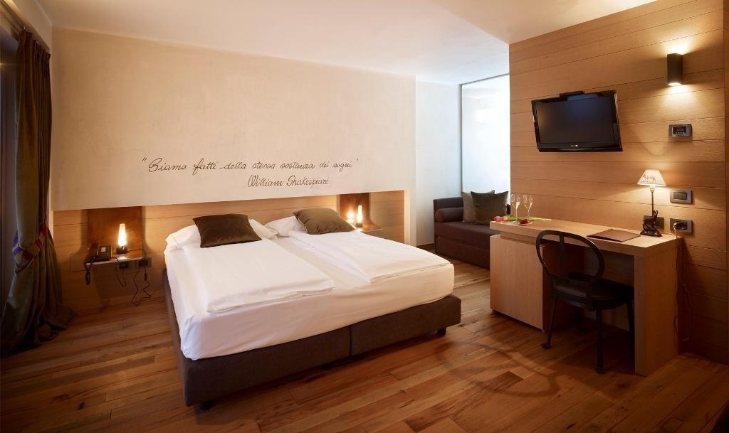 Dv Chalet Boutique Hotel & Spa, Madonna Di Campiglio Image 2