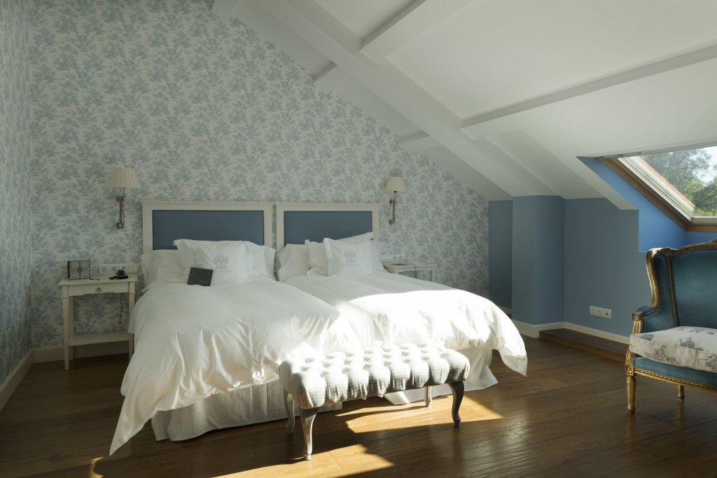 Hotel Spa Relais & Chateaux A Quinta Da Auga, Santiago De Compostela Image 1