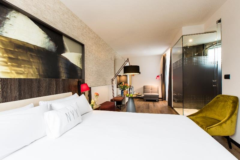 Nyx Hotel Bilbao By Leonardo Hotels Image 6