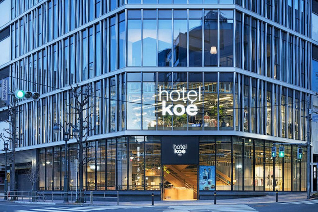 Hotel Koe Tokyo Image 24