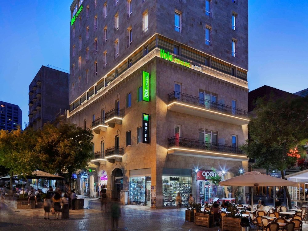 Ibis Styles Jerusalem City Center - An Accorhotels Brand Image 30