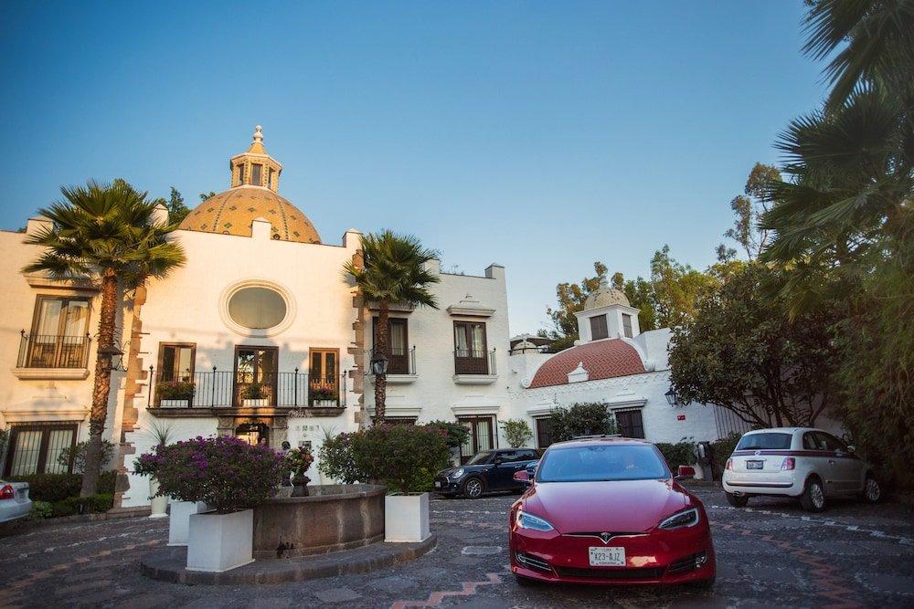 Anticavilla Hotel, Cuernavaca Image 40