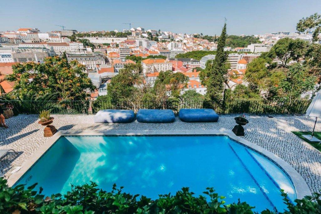 Torel Palace Lisbon Image 33