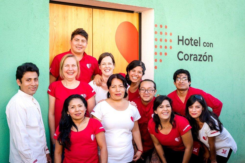 Hotel Con Corazón, Oaxaca Image 27