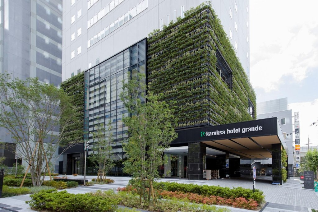 Karaksa Hotel Grande Shin-osaka Tower, Osaka Image 0