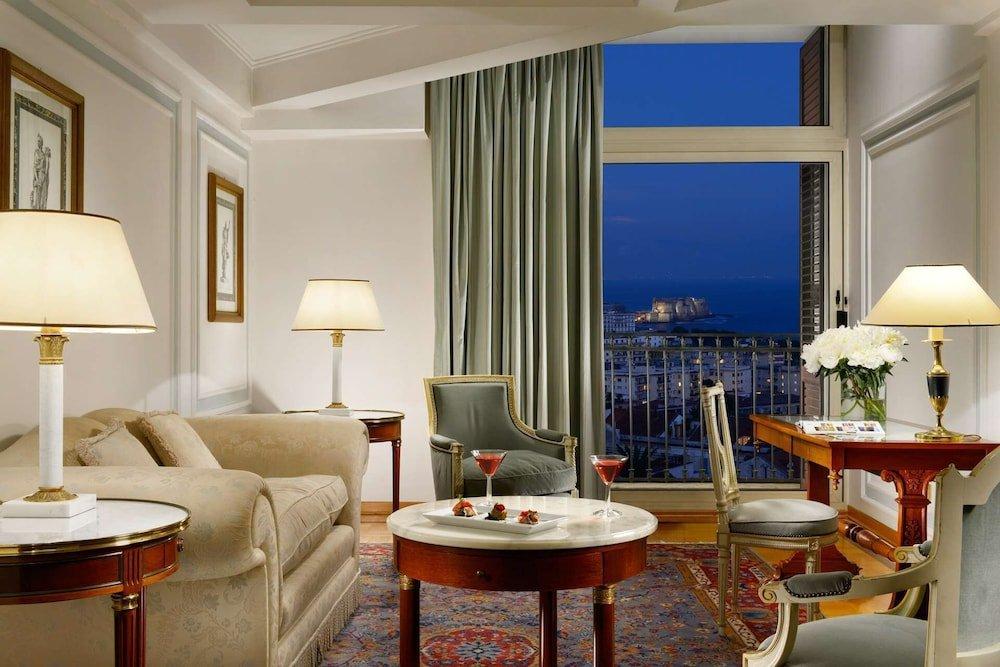 Grand Hotel Parker's, Chiaia, Naples Image 30
