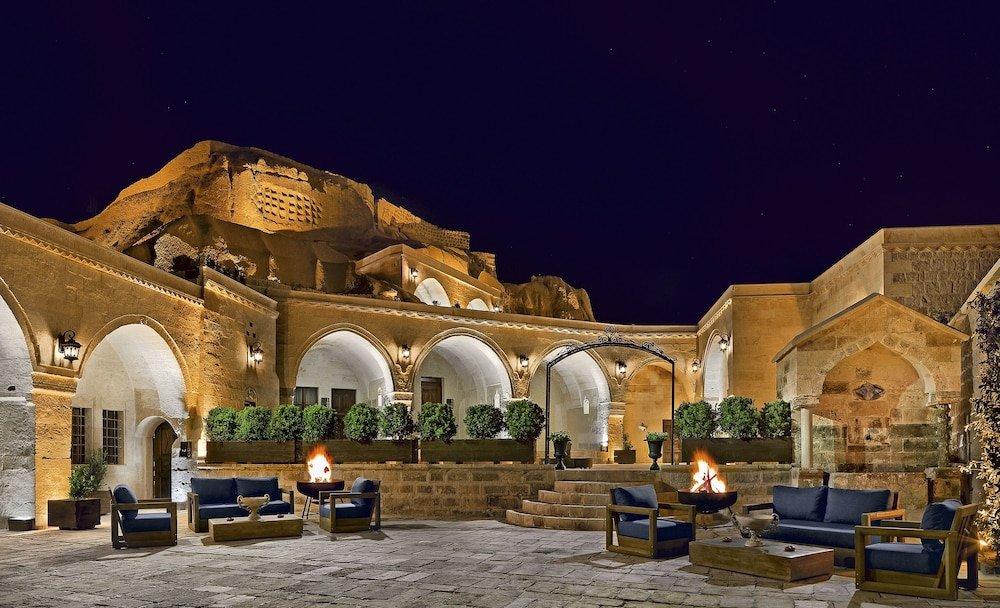 Seraphim Cave Hotel, Mustafapasa Image 32