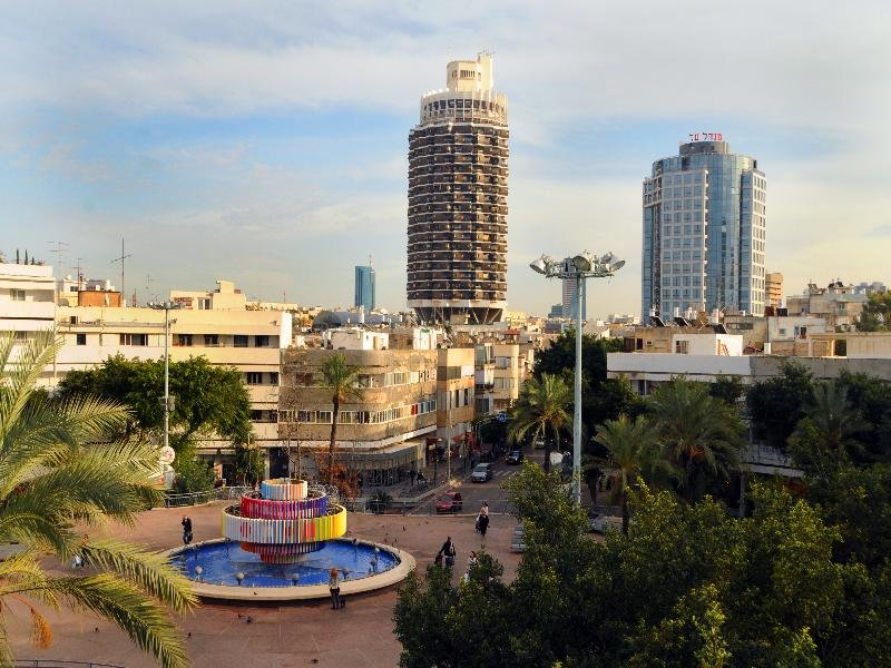 The White House Hotel At Dizengoff Square, Tel Aviv Image 40