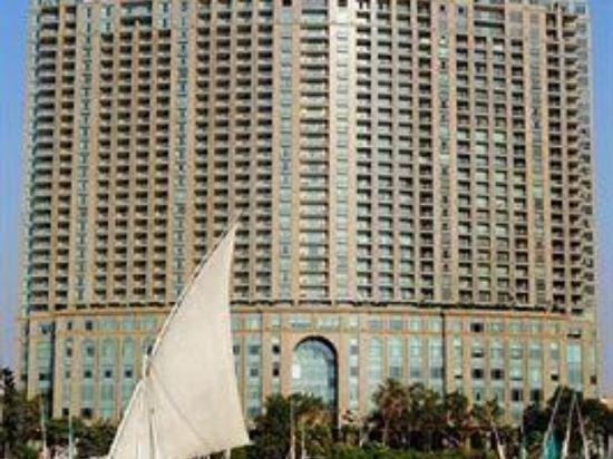 Four Seasons Hotel Cairo At Nile Plaza Image 41