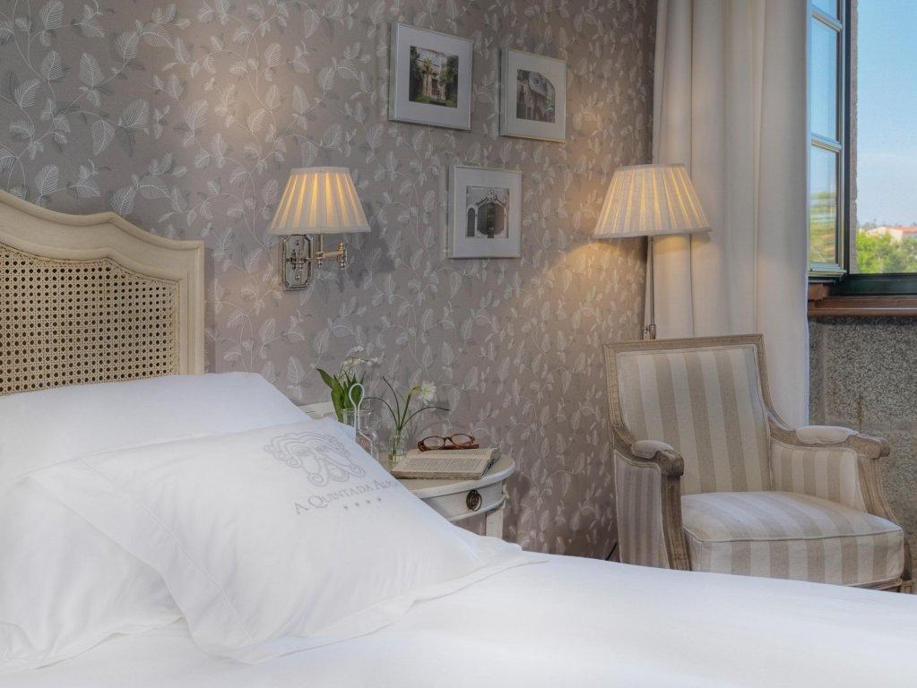 Hotel Spa Relais & Chateaux A Quinta Da Auga, Santiago De Compostela Image 38