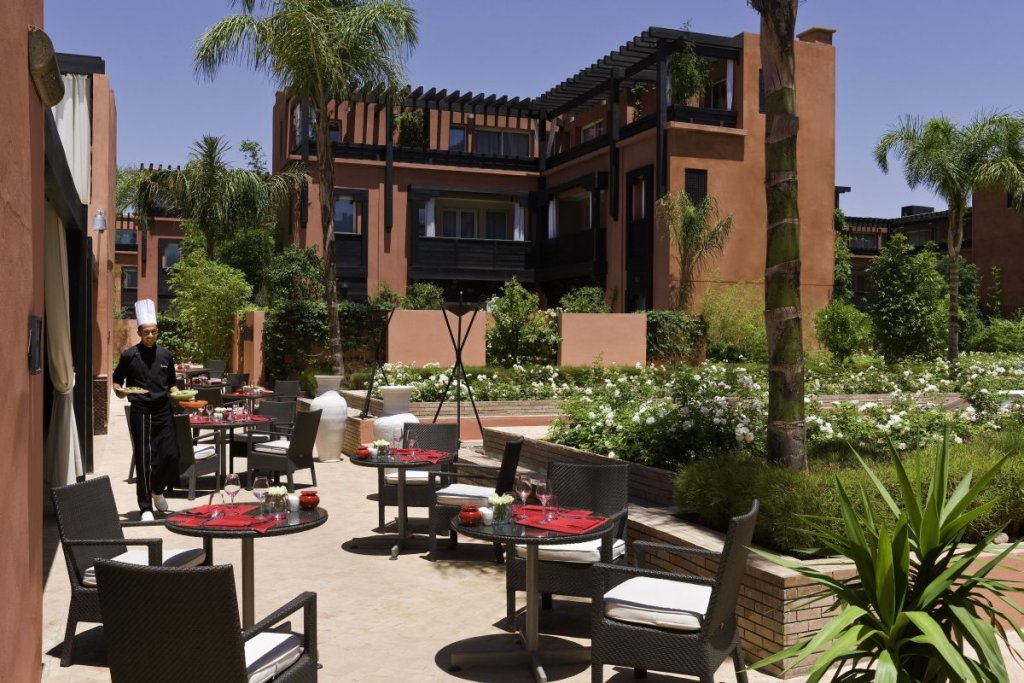 Hotel & Ryads Barrière Le Naoura, Marrakech Image 10