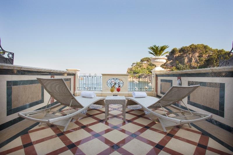 Voi Grand Hotel Mazzarò Sea Palace, Taormina Image 0