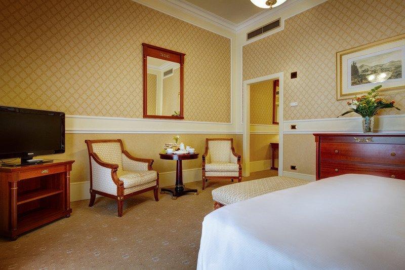 Grand Hotel Et Des Palmes, Palermo Image 1