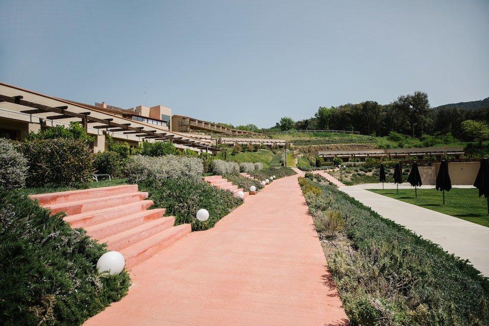 Mas Salagros Ecoresort & Aire Ancient Baths, Vallromanes Image 45