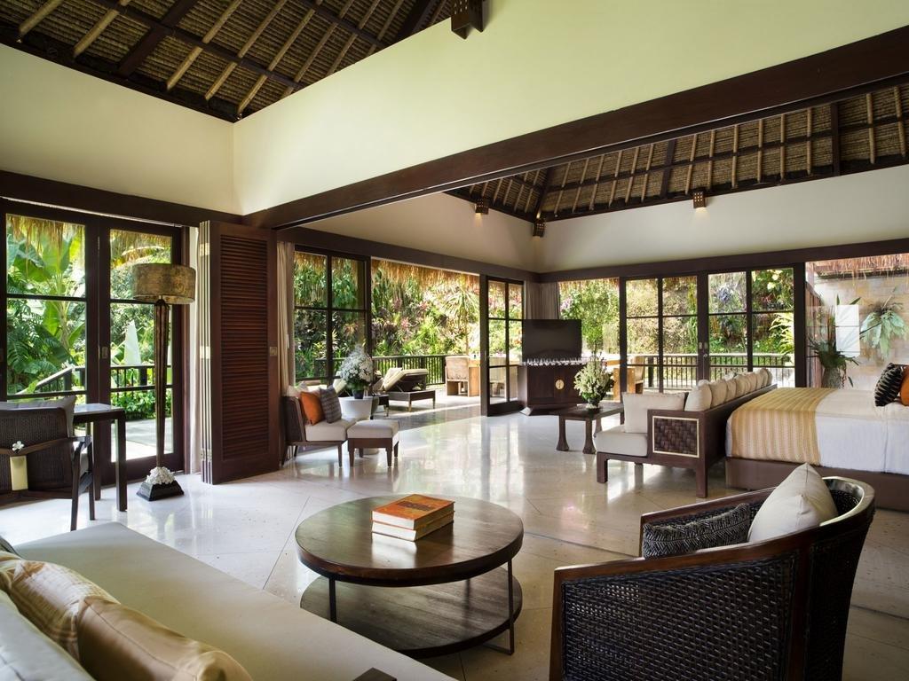 Hanging Gardens Of Bali, Gianyar, Bali Image 1