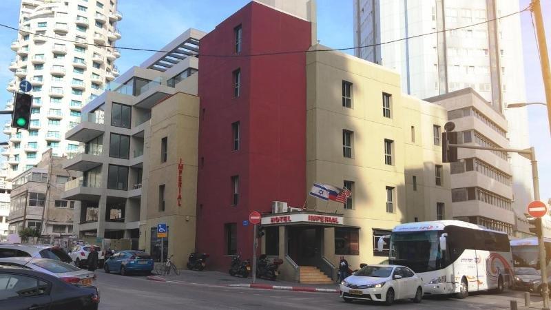 Imperial Hotel, Tel Aviv Image 21