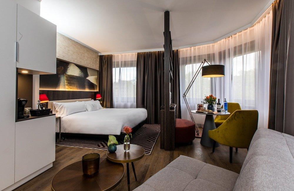 Nyx Hotel Bilbao By Leonardo Hotels Image 10