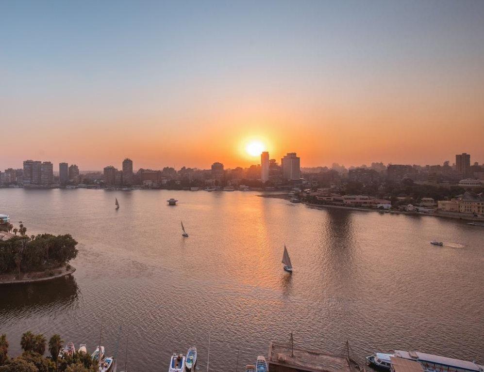 Four Seasons Hotel Cairo At Nile Plaza Image 43