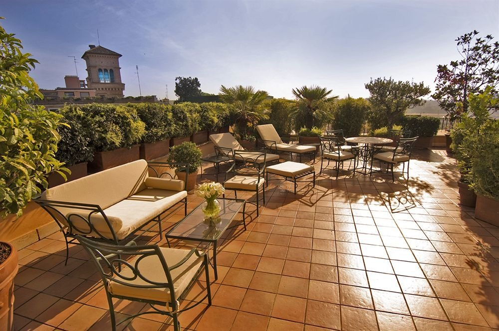 Rocco Forte Hotel De La Ville Image 4