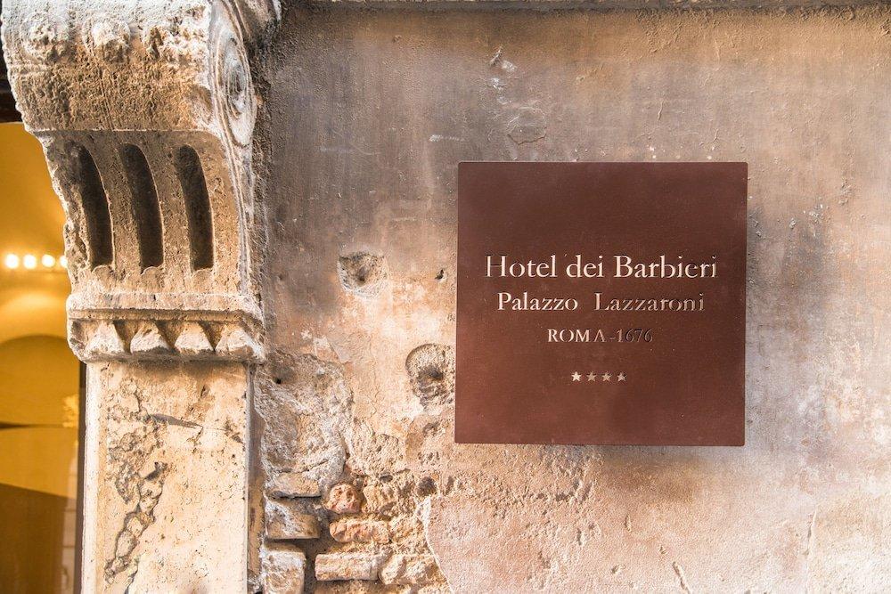 Hotel Dei Barbieri, Rome Image 7