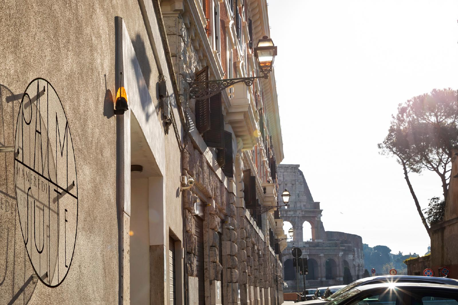 Palm Suites - Small Luxury Hotels Of The World, Rome Image 6
