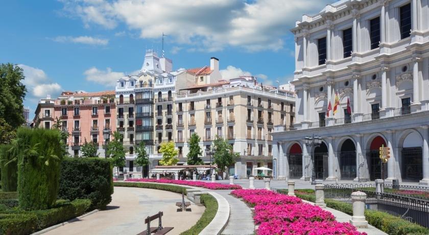 Gran Melia Palacio De Los Duques, Madrid Image 14