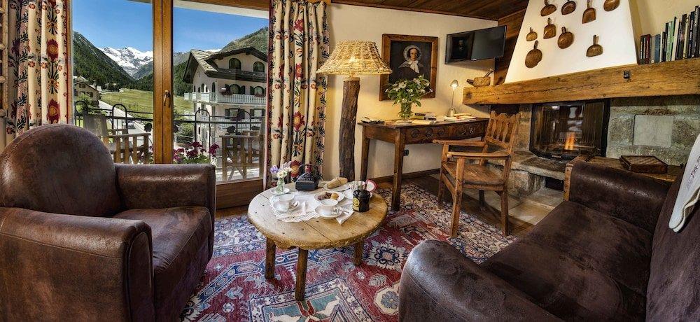 Bellevue Hotel & Spa Relais & Chateaux, Cogne Image 8