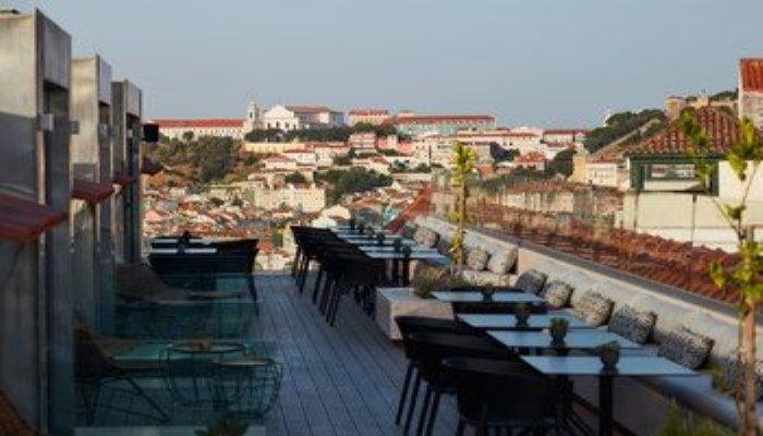 The Lumiares Hotel & Spa, Lisbon Image 23