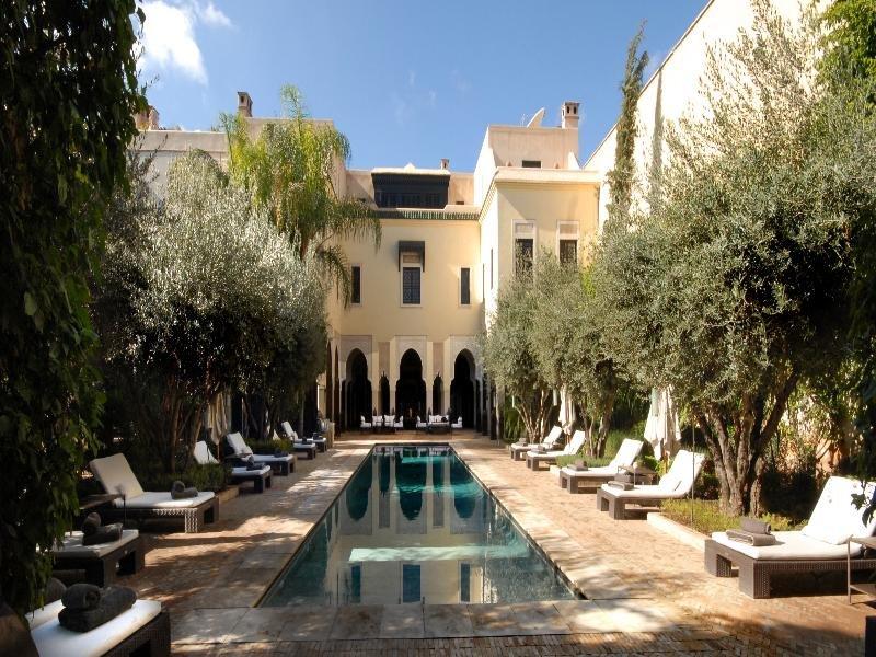 La Villa Des Orangers - Relais & Chateaux, Marrakech Image 16