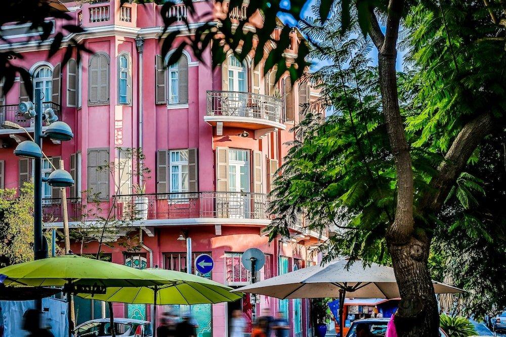 Nordoy Hotel Tel Aviv Image 2