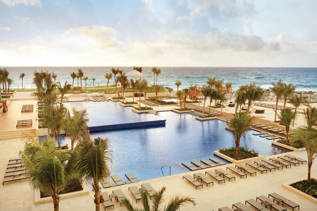 Turquoize At Hyatt Ziva Cancun  Image 5