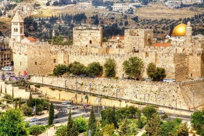 Dan Panorama Jerusalem Hotel Image 42