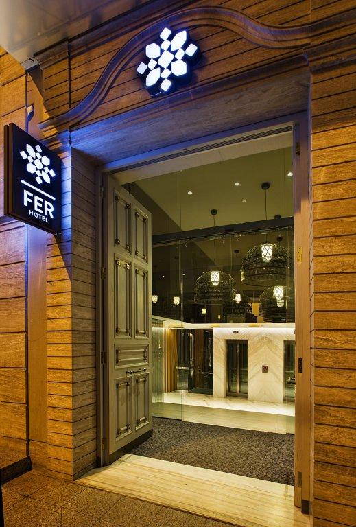 Fer Hotel, Istanbul Image 21