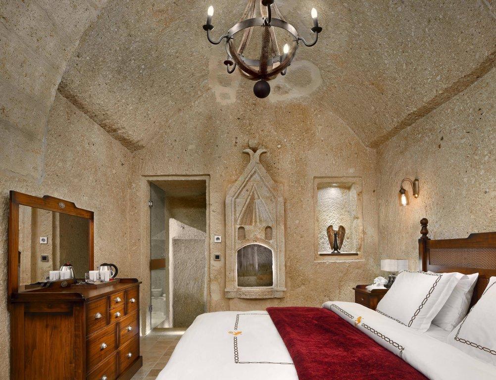 Seraphim Cave Hotel, Mustafapasa Image 0