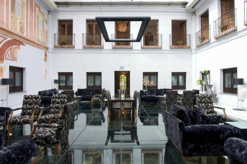 Hotel Hospes Palacio Del Bailío, Cordoba Image 12