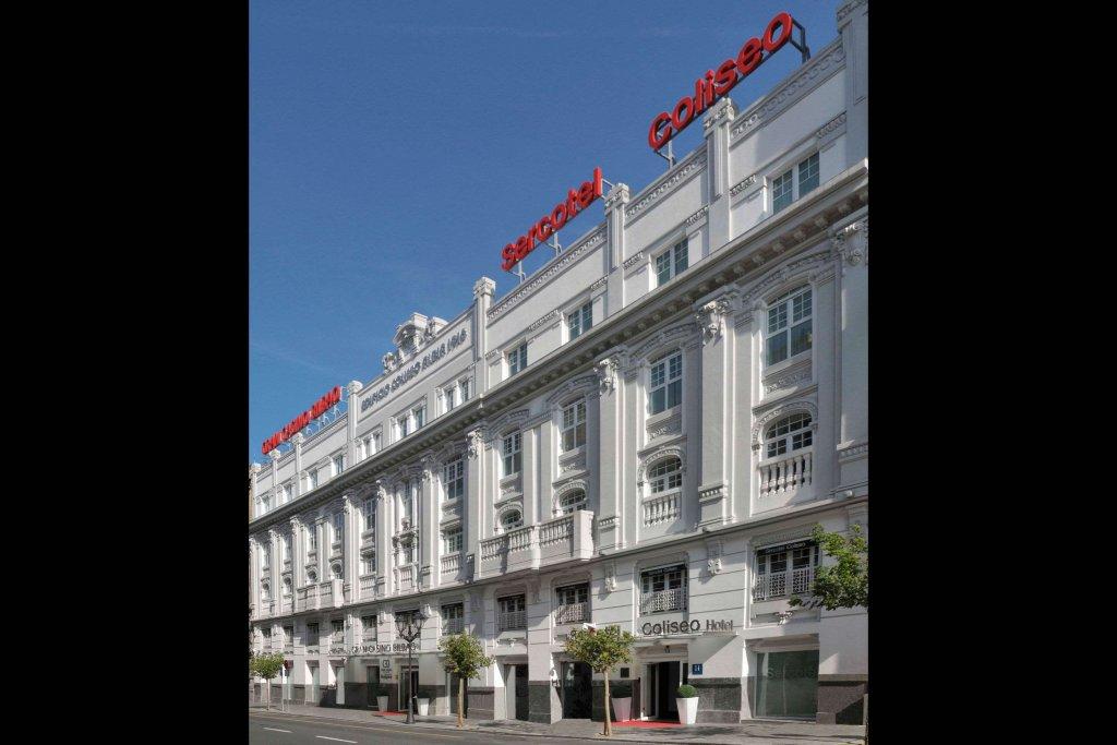 Hotel Sercotel Coliseo, Bilbao Image 8