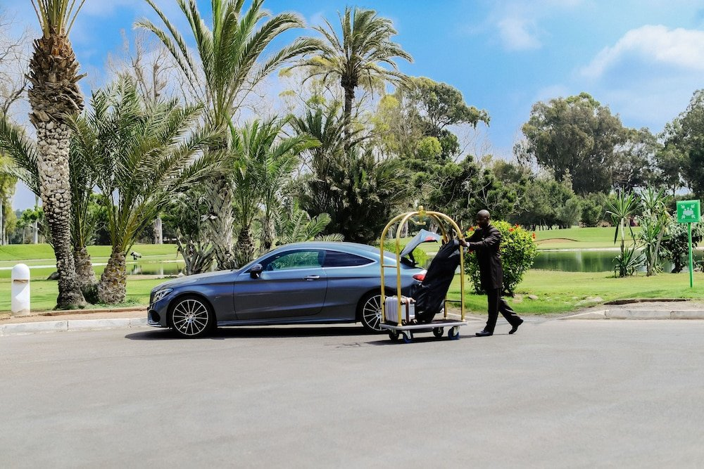 Tikida Golf Palace - Relais & Chateaux, Agadir Image 36