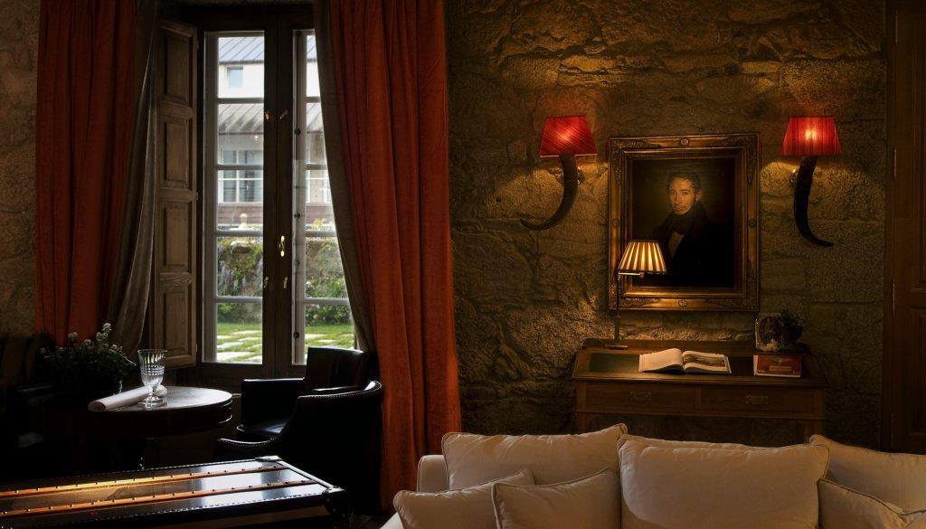Hotel Spa Relais & Chateaux A Quinta Da Auga, Santiago De Compostela Image 25