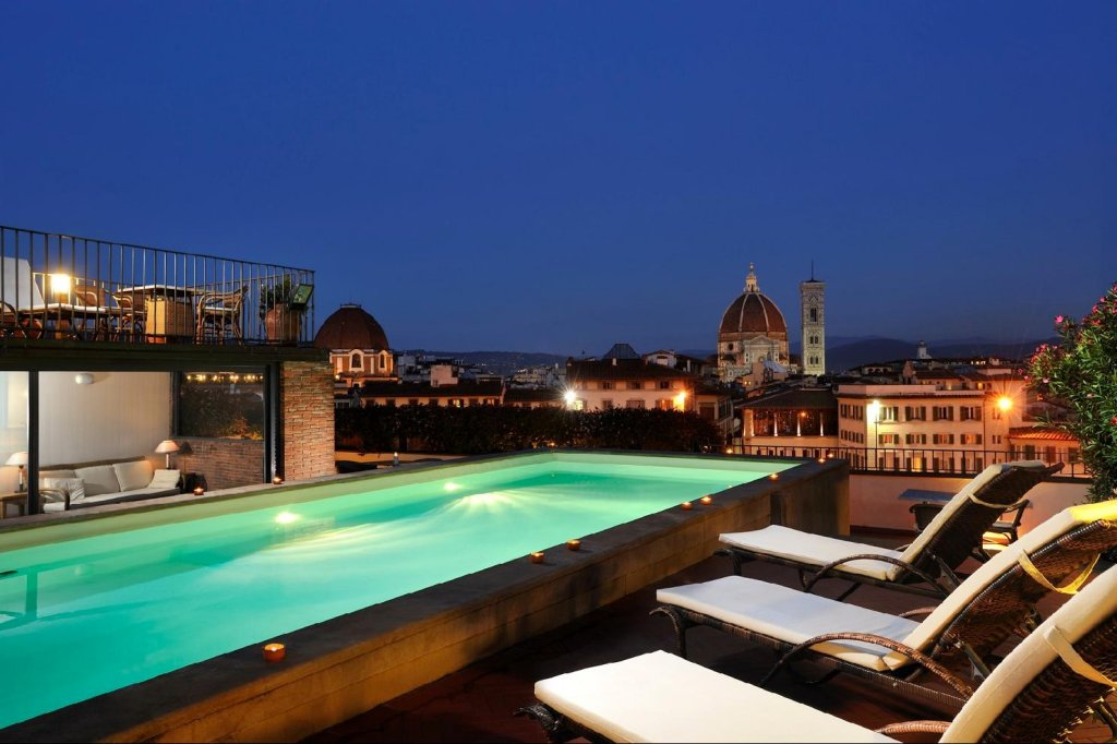Grand Hotel Minerva, Florence Image 0