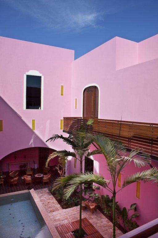 Rosas & Xocolate Boutique Hotel Spa, Merida Image 16