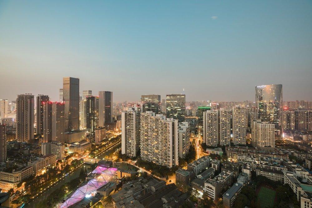 Shangri-la Hotel Chengdu Image 1