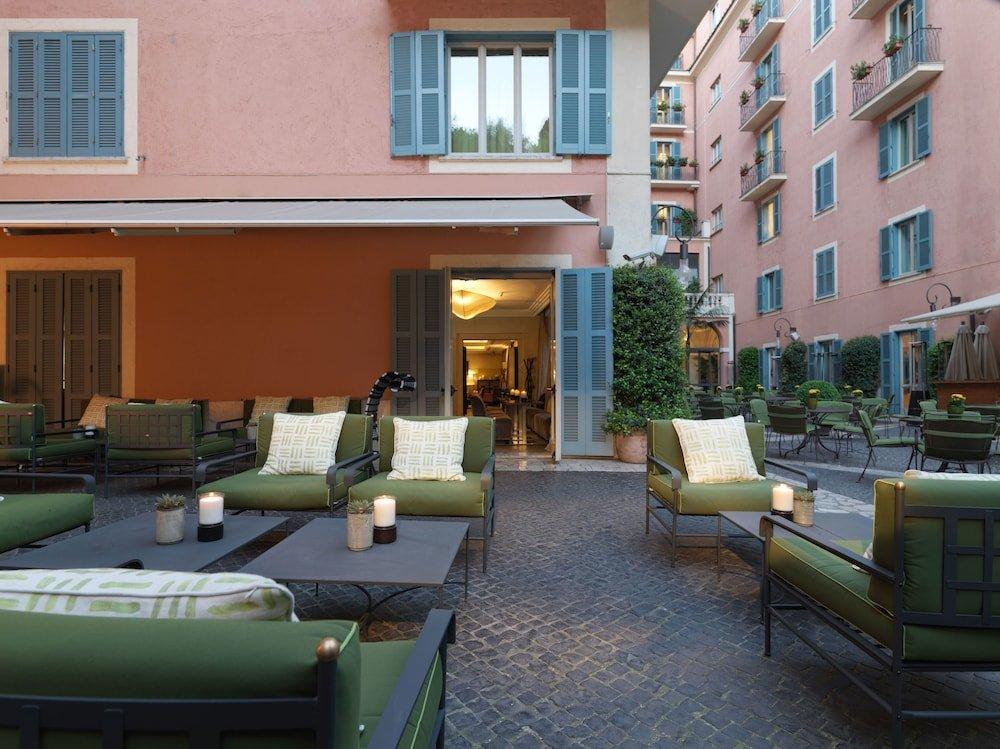 Hotel De Russie, Rome Image 7