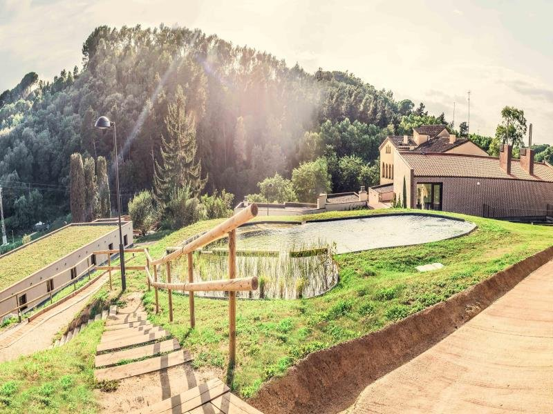 Mas Salagros Ecoresort & Aire Ancient Baths, Vallromanes Image 35
