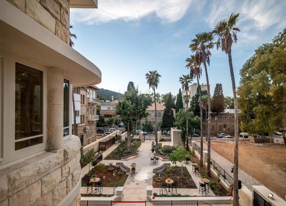 The Schumacher Hotel Haifa Image 26