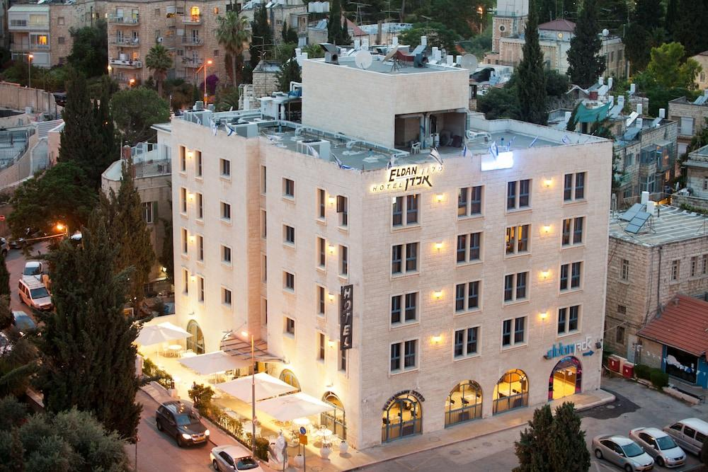 Eldan Hotel Jerusalem Image 10