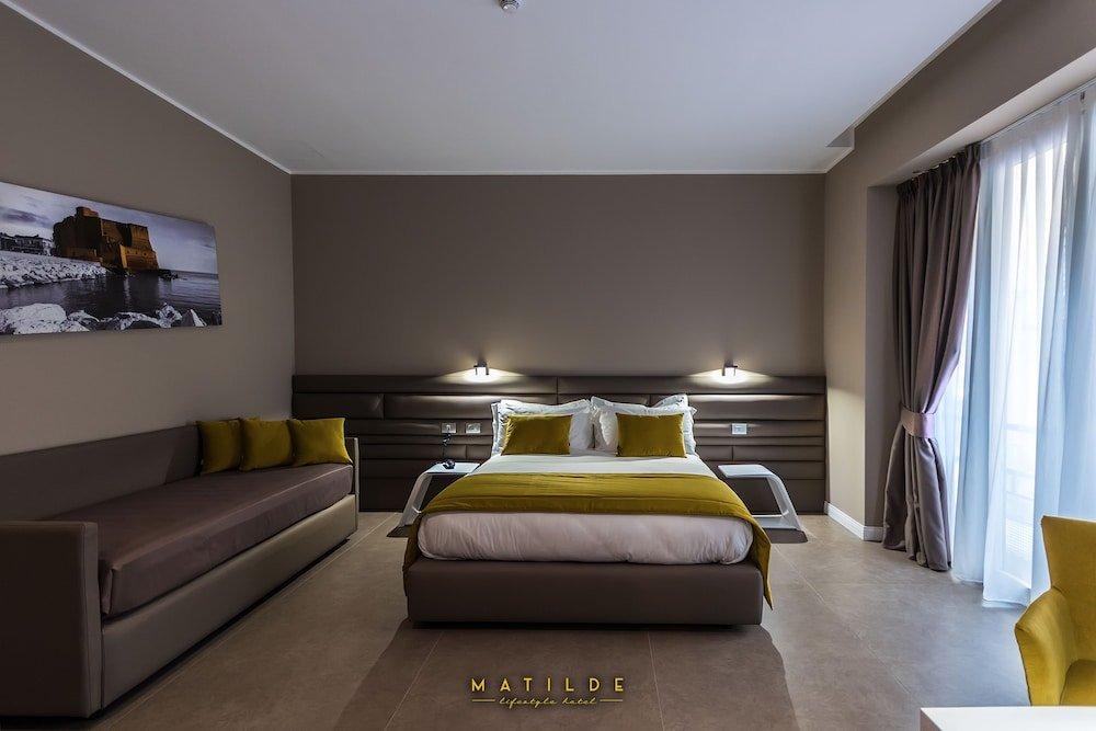 Hotel Matilde - Lifestyle Hotel, Naples Image 2