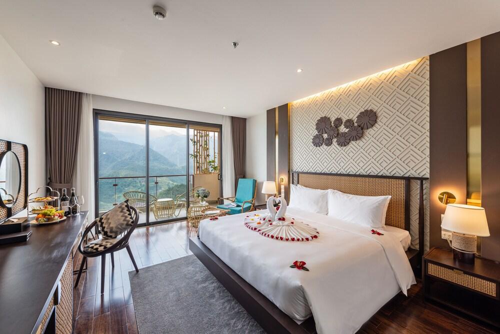 Kk Sapa Hotel, Sa Pa Image 10