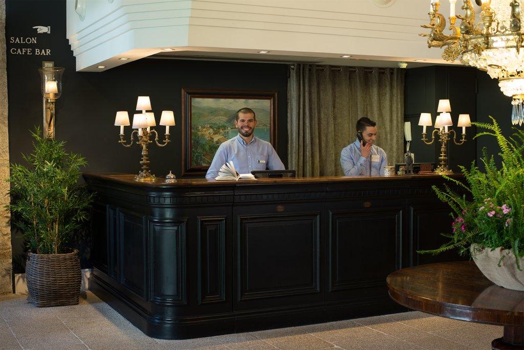 Hotel Spa Relais & Chateaux A Quinta Da Auga, Santiago De Compostela Image 5